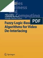 (Studies in Fuzziness and Soft Computing 246) Piedad Brox, Iluminada Baturone, Santiago Sánchez-Solano (auth.) - Fuzzy logic-Springer-Verlag