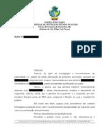 Sentença Goiás - pais gêmeos