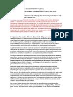 AGRONEGÓCIO em ESCALA GLOBAL E PEQUENOS Produtores.docx