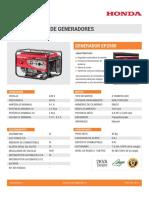Generador-EP2500
