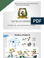 2° CLASE TEORIA ATOMICA