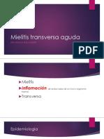 Mielitis transversa aguda bianchys.pptx