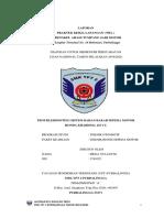 Laporan PKL tentang Sistem Karburator