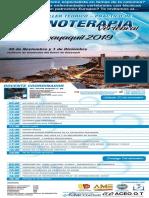 Informativos Congreso Guayaquil 2