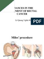 11. Tiến bộ trong điều trị ung thư trực QN 4 ENGLish