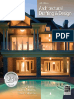 Cover & Table of Contents - Architectural Drafting and Design (6th Edition)