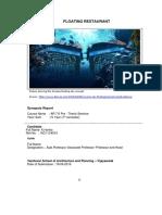floating restaurant pdf