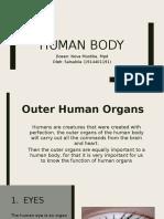 Salsabila Human Body.pptx