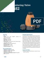 Type 582 Data Sheet