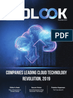 Companies Leading the Cloud Technology Revolution | CIOLook