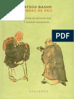 Sendas de Oku - Matsúo Basho.pdf