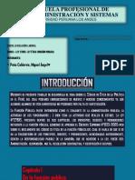 Miguel exposicion legislacion