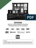 xdvd600