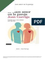 [PDF] Descargar El Buen Amor en La Pareja Libro Gratis (PDF, EPub, MOBI) - Joan Garriga.pptx