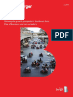THE RISE OF BUSINESS USE TWO-WHEELERS IN ASIA by Roland Berger