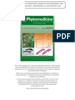 9. in Vitro Cytostatic and Immunomodulatory Properties of Shiitake