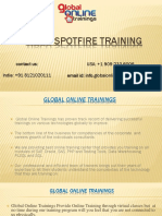 TIBCO Spotfire Training Course Introduction :