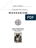 A Brief Biography of the Founder of Wahhabism