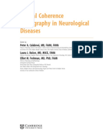 Optical Coherence Tomography (OCT) in Neurologic Diseases