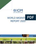 World Migration Report IOM 2020