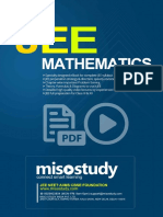 JEE Mathematics Sample eBook