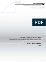 DGS-3100 Series CLI Manual v3.00(WW)