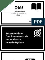 Criando_um_malware_com_Python