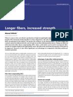 Longer Fibers, Increased Strength
