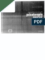 manual de tecnicas de psicoterapia breve