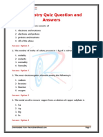 Chemistry-Quiz-Question-and-Answers