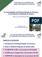 Conferencia Inicial L. Borroto