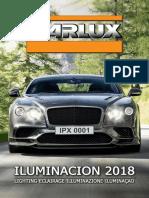 CATALOGO ILUMINACION IPARLUX- 2018-2021