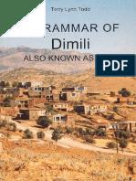 Dimli Grammar.pdf