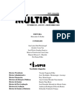 revista multipla
