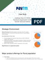 PAYTM Case Study