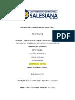 BIOQUIMICA INFORME 2 ;DISOLUCIONES. PREPARACIÓN DE BUFFERS. TITULACIÓN DE AMINOÁCIDOS