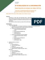 Práctica de Enlace optico Etherchannel-MetroEthernet (1)