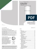 manual de refrigerador electrolux