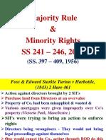 6. Majority Rule & Minority Rights 2018.ppt