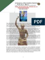 APUNTES PARA UN ESTUDIO DEL ORIGEN DE LA FRANCMASONERÍA