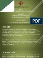 gestion de residuos solidos en ecuador