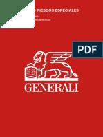 Condicionado general Generali riesgos especiales