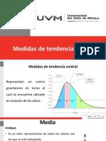 DIM - Medidas de tendencia central