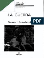 BOUTHOUL LA GUERRA.pdf
