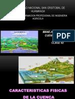 MANEJO Y GESTION DE CUENCAS - CLASE 02
