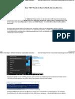 Mit Windows PowerShell alle installierten Treiber anzeigen lassen