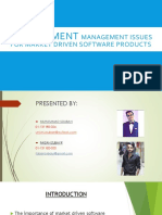 REQUIREMENT MANAGEMENT ISSUES FOR MARKET DRIVEN SOFTWARE PRODUCTS.pptx
