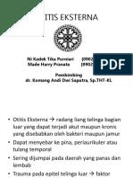 317449417-OTITIS-EKSTERNA-ppt