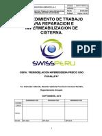 SWP-PT-HPUBP-18. PROCEDIMIENTO DE REPARACION DE LA CISTERNA E IMPERMEABILIZACION.docx