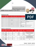 Slick 4333 Maint & Inspectn Kits